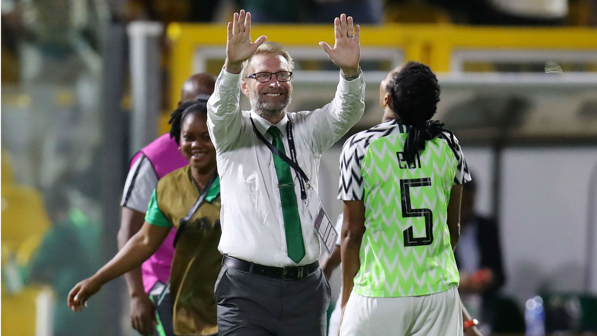 Thomas Dennerby: Sunday Dare invites Swedish coach to resolve Nigeria future