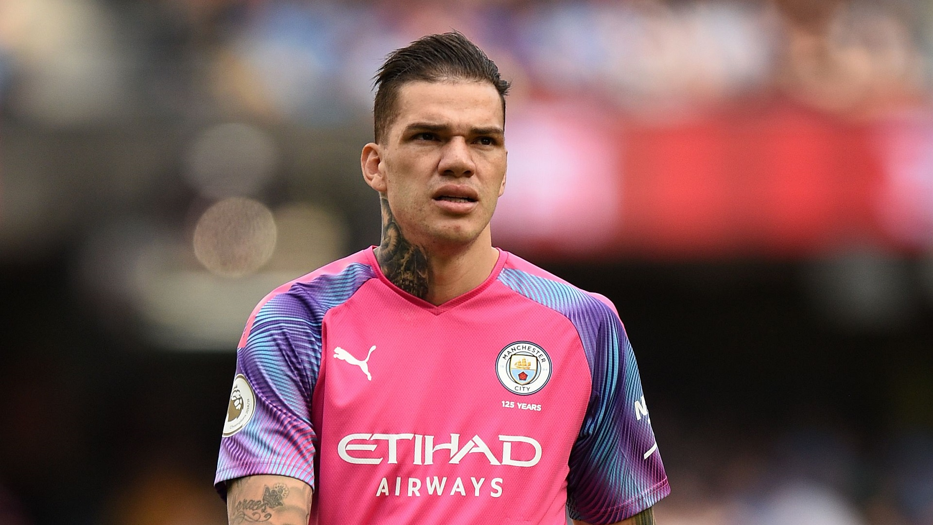 Man City goalkeeper Ederson helping Roebuck become England's No.1