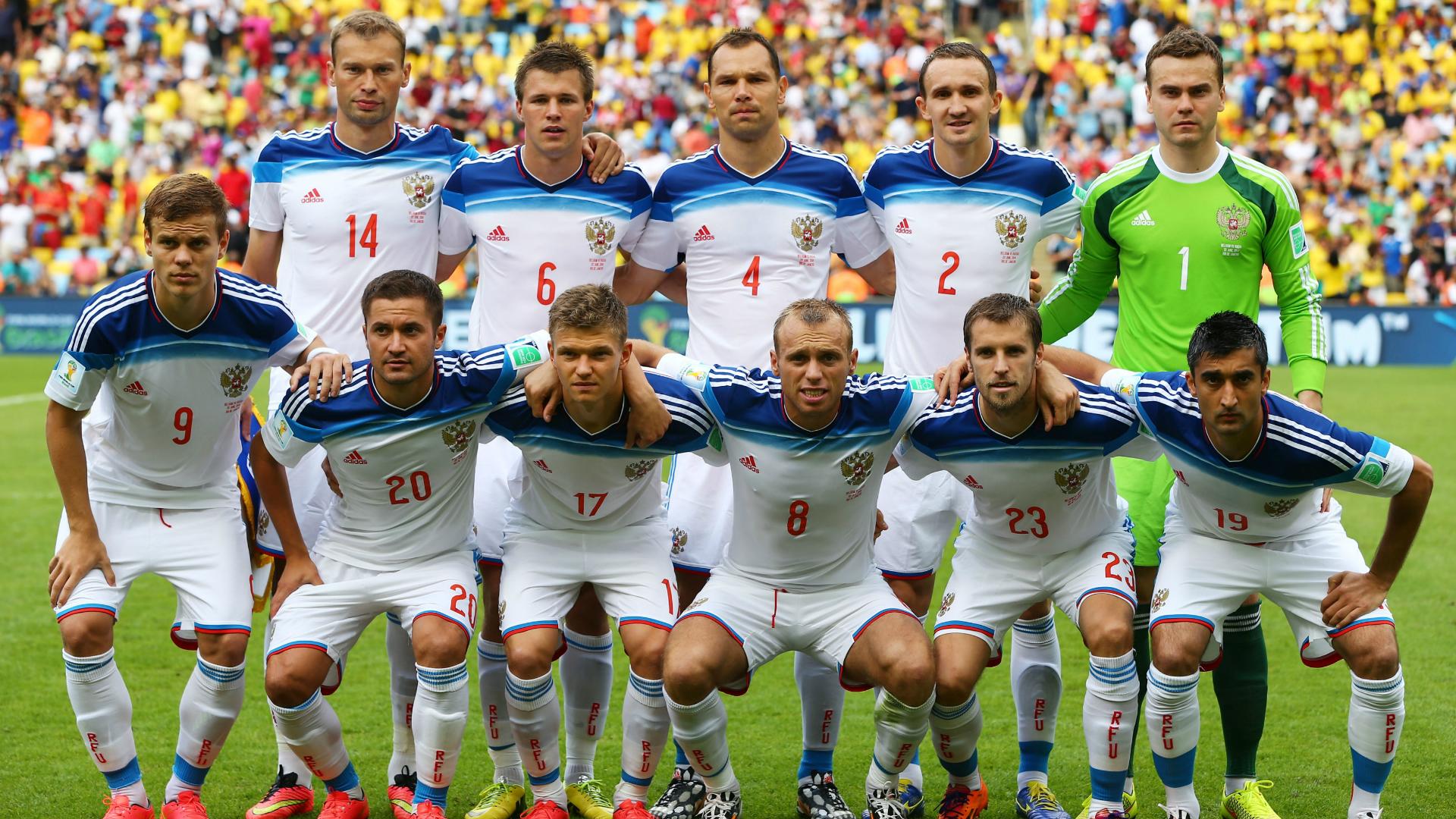 Angeblich Doping-Untersuchung gegen Russlands WM-Team 2014