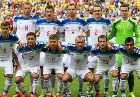 Dopage, la FIFA enquête sur la sélection russe
