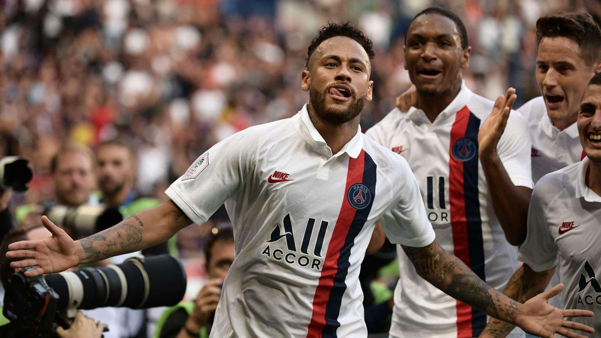 PSG-Strasbourg (1-0) : Neymar, les statistiques d'un retour gagnant