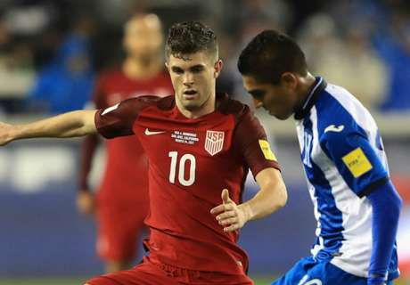 Pulisic shines in USA rout