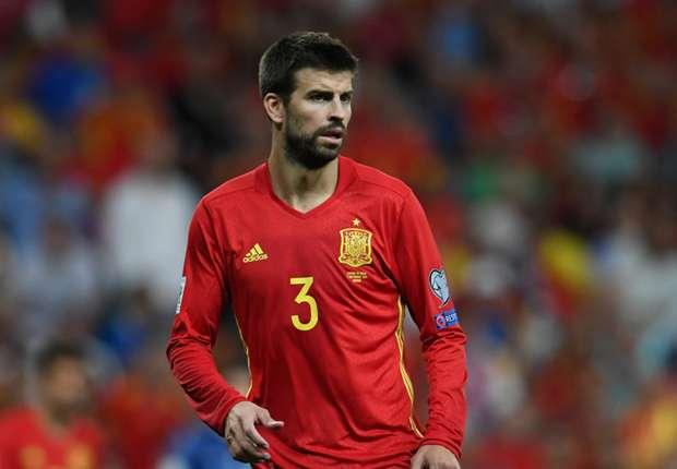 Gerard Pique nastupio je za Španjolsku 91 put, a za Kataloniju devet puta