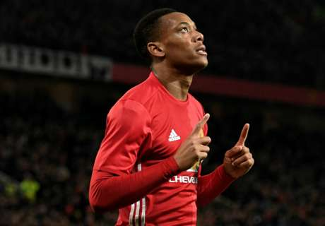 Linhard & Martial start for Man Utd