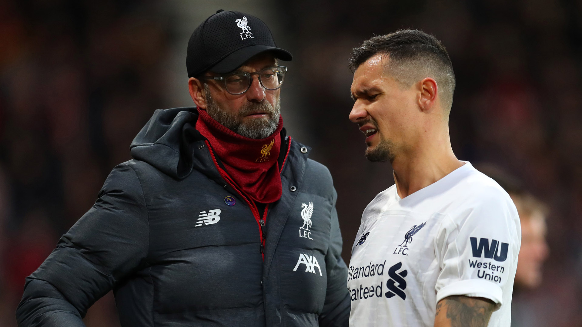 'We have problems' - Klopp admits Liverpool defensive crisis as Lovren ruled out