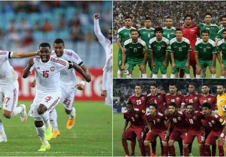 UAE, Qatar & Saudi all in a World Cup?