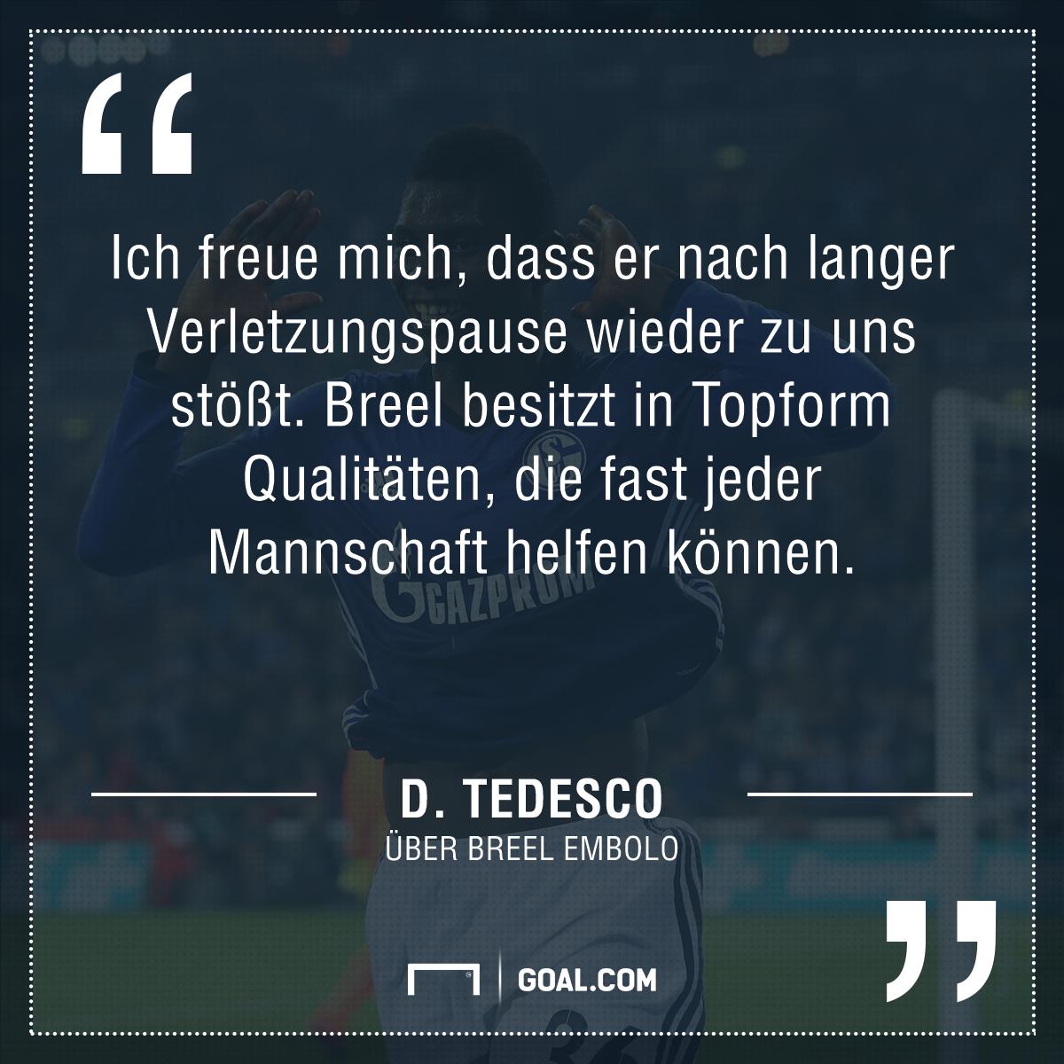 GFX Quote Tedesco