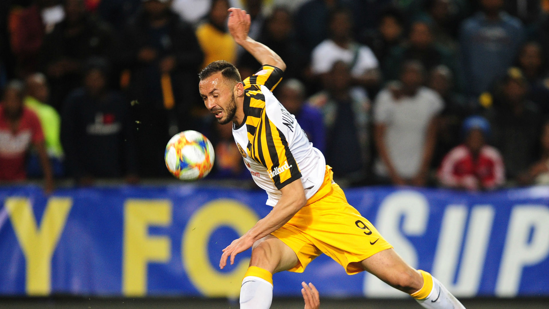 EXTRA TIME: Watch Kaizer Chiefs forward Nurkovic on scoring more than 10 goals