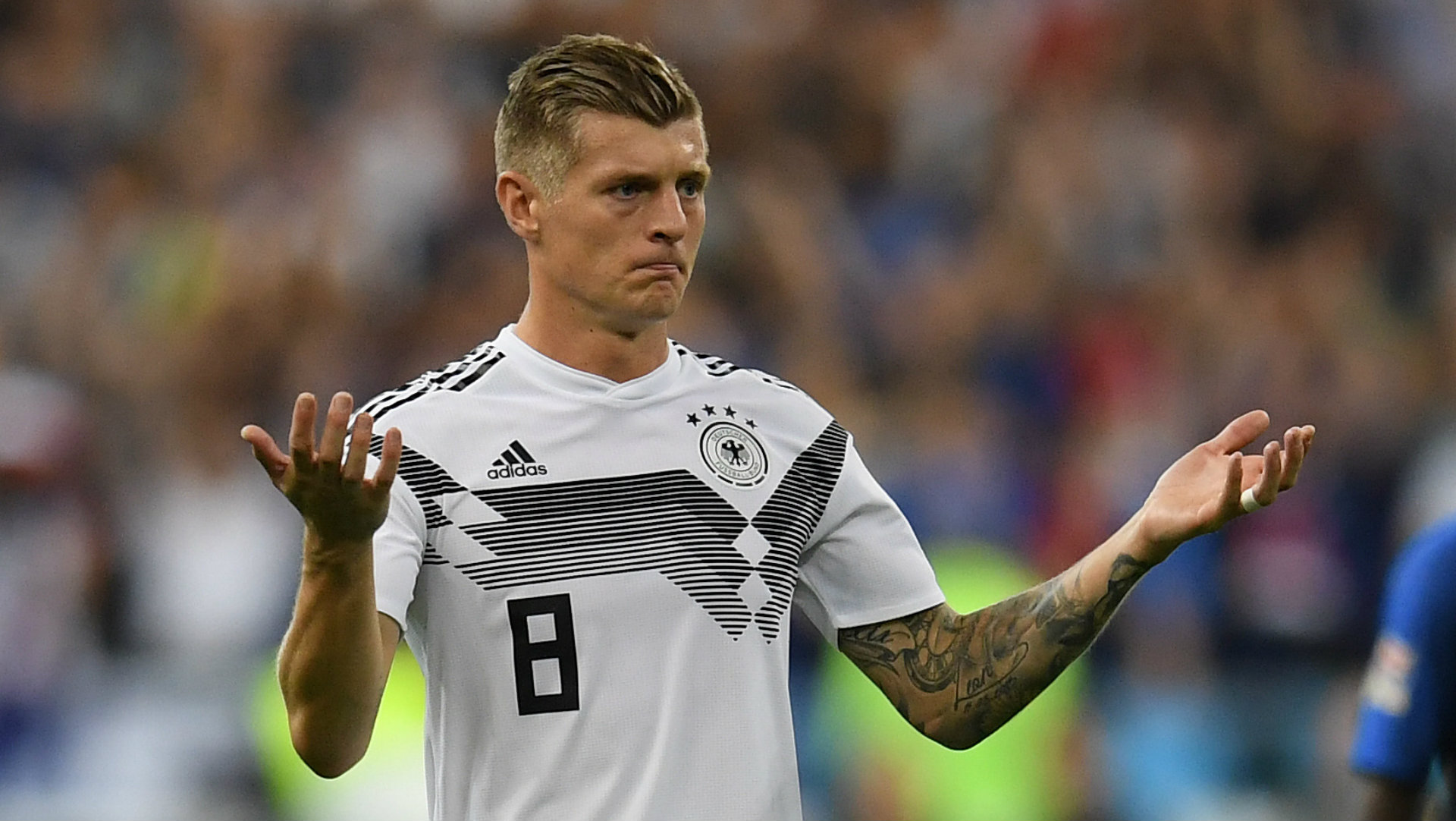 Germany stalwart Kroos mulls possibility of retirement after Euro 2020