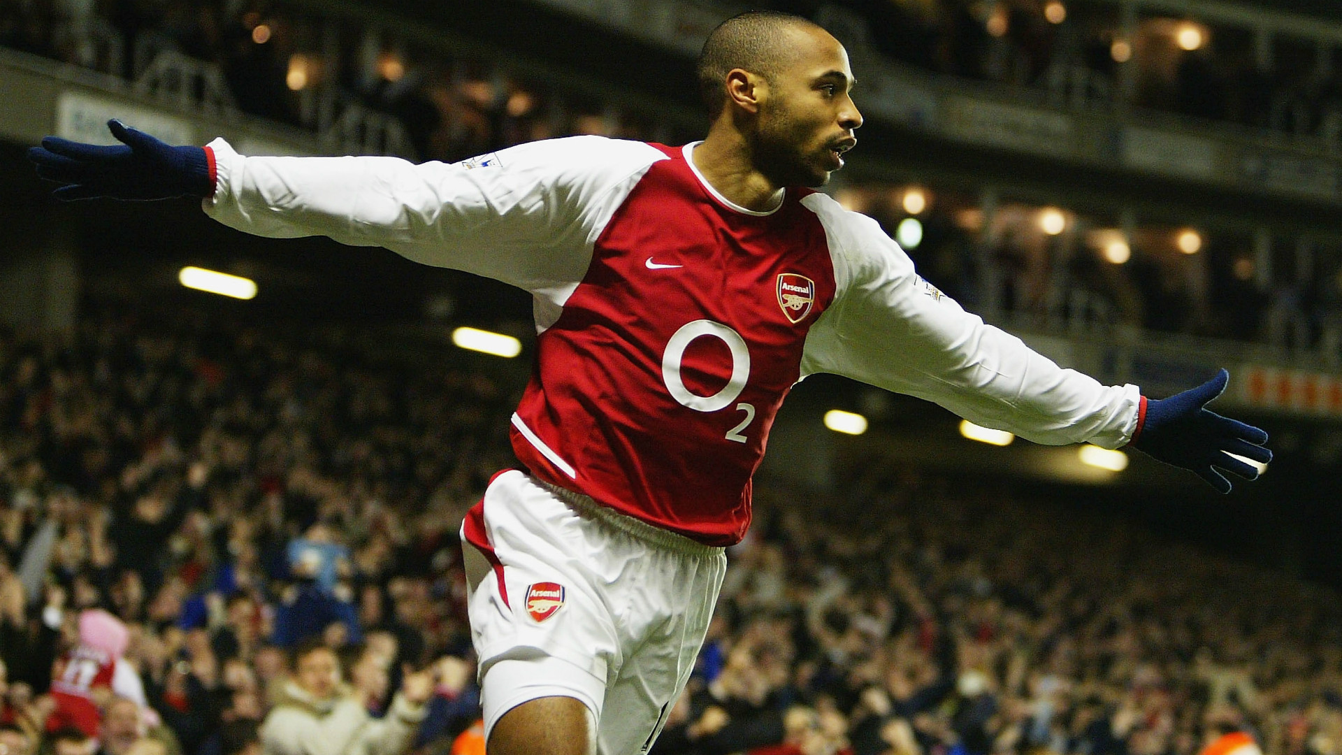 Thierry Henry Arsenal Invincibles