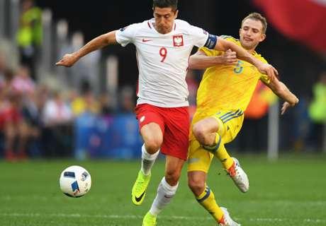 Ukraine-Pologne 0-1, résumé de match