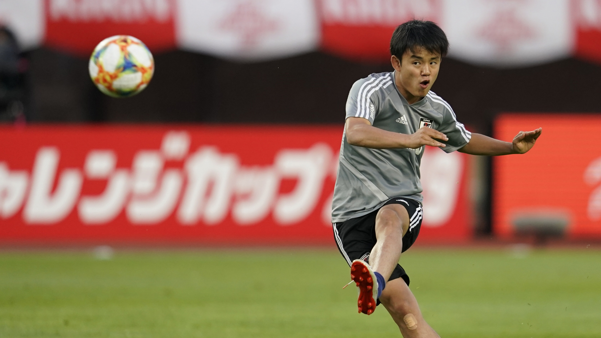 Real Madrid new boy Kubo proud of 'Japanese Messi' tag but aware he has much to prove