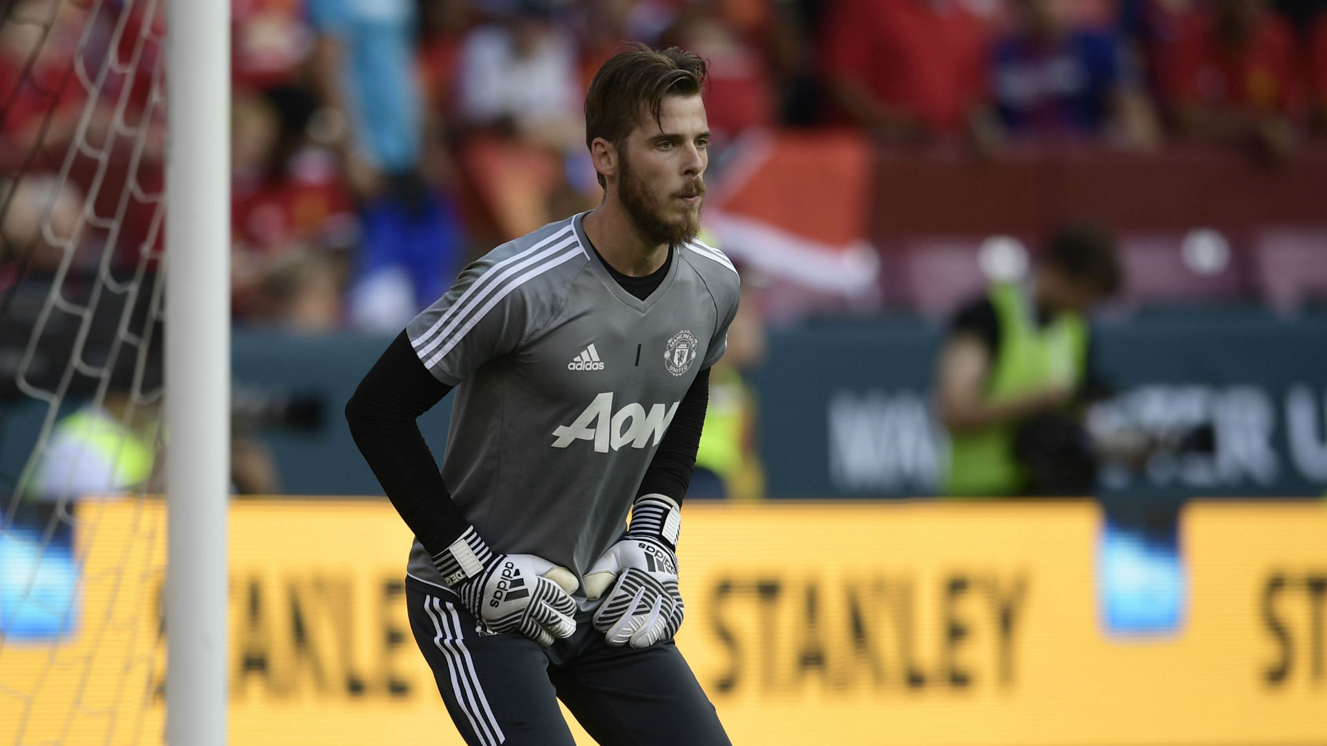 HD David de Gea Manchester United ICC