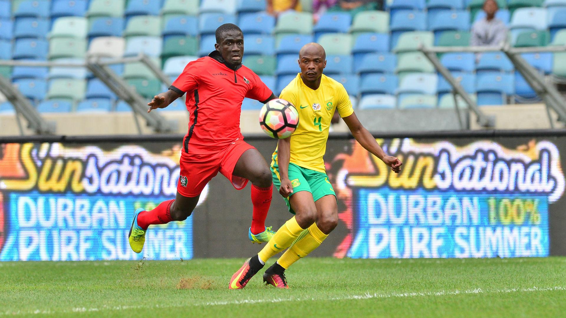 Tebogo Langerman Bafana Bafana