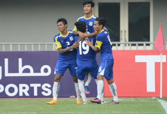 Yadanarbon vs Home United