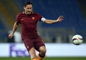 Prodezza balistica di Francesco Totti