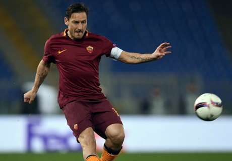 Roma icon Totti airs Ronaldo regret