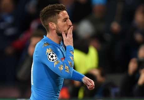 Napoli: Mertens in die Premier League?