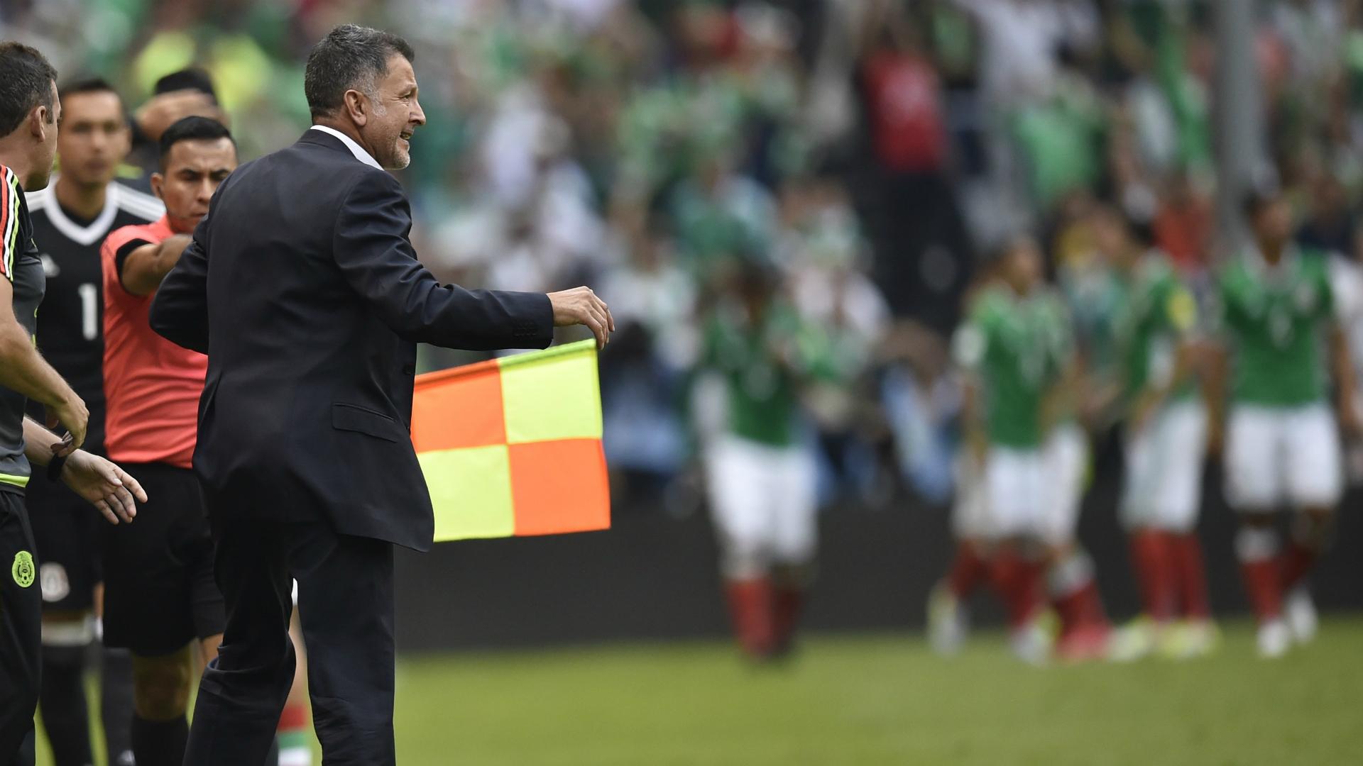 Con 4 bajas, México se alista para el duelo ante EE.UU