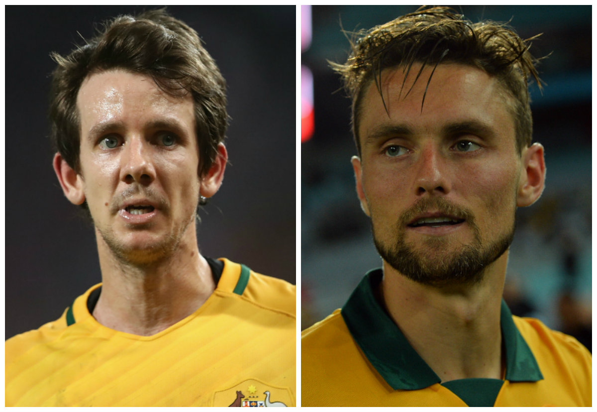 Australian players terminate contracts with Chinese team