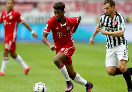 Coman ready for Bayern comeback