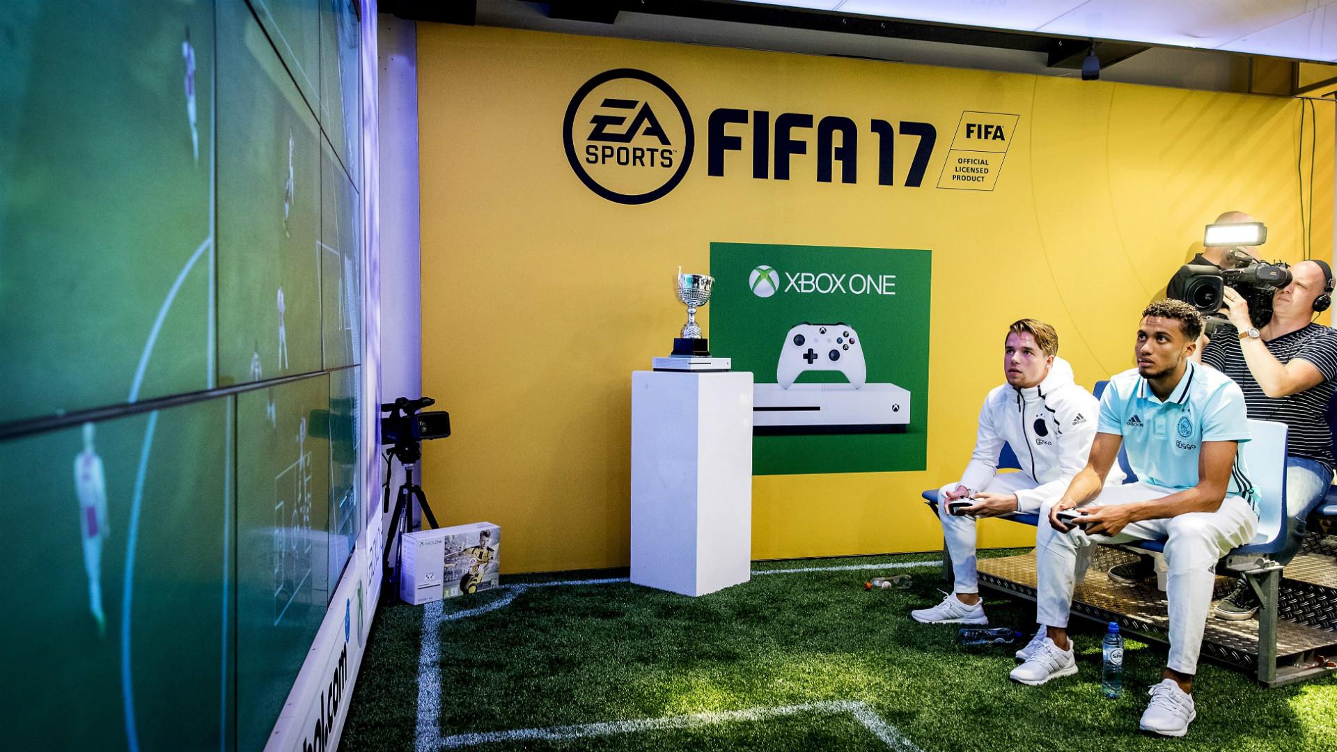 Ajax FIFA 17