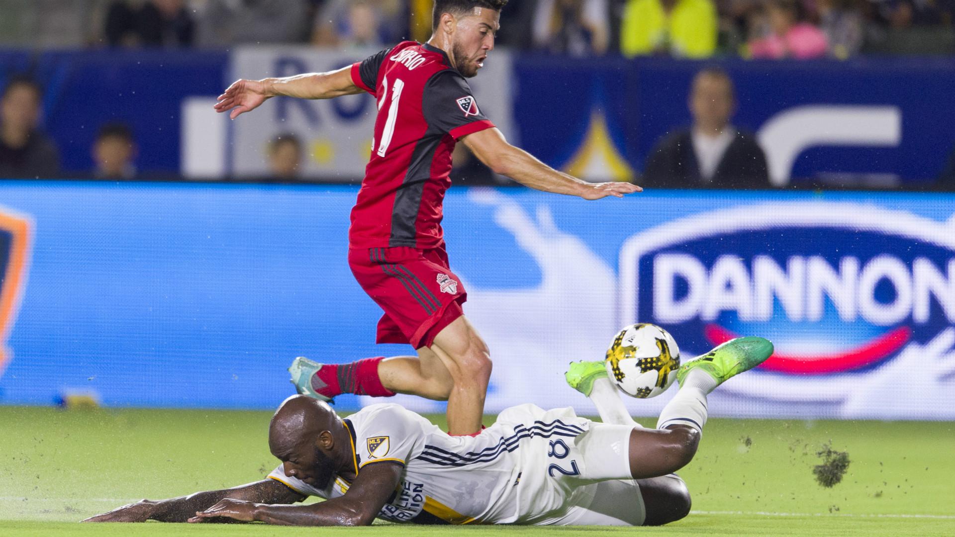Michael Ciani MLS LA Galaxy 09162017