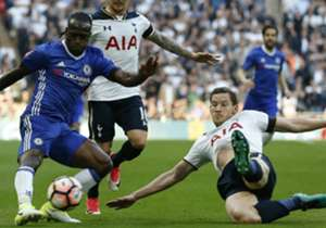 Aside winning a penalty for his team, the Nigeria international was too hot to handle for miserable Spurs at Wembley