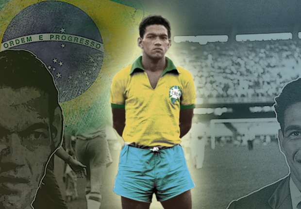 'He had left the ball behind' - The day Garrincha gave 'Ole' to football