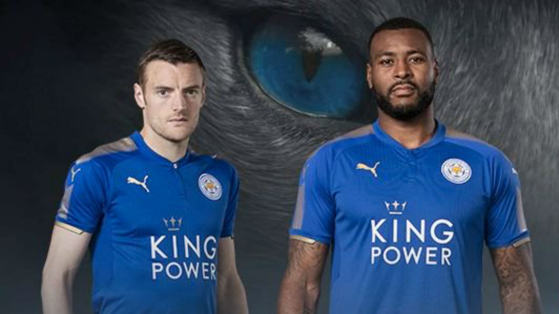 Leicester City 2017-18 Kit
