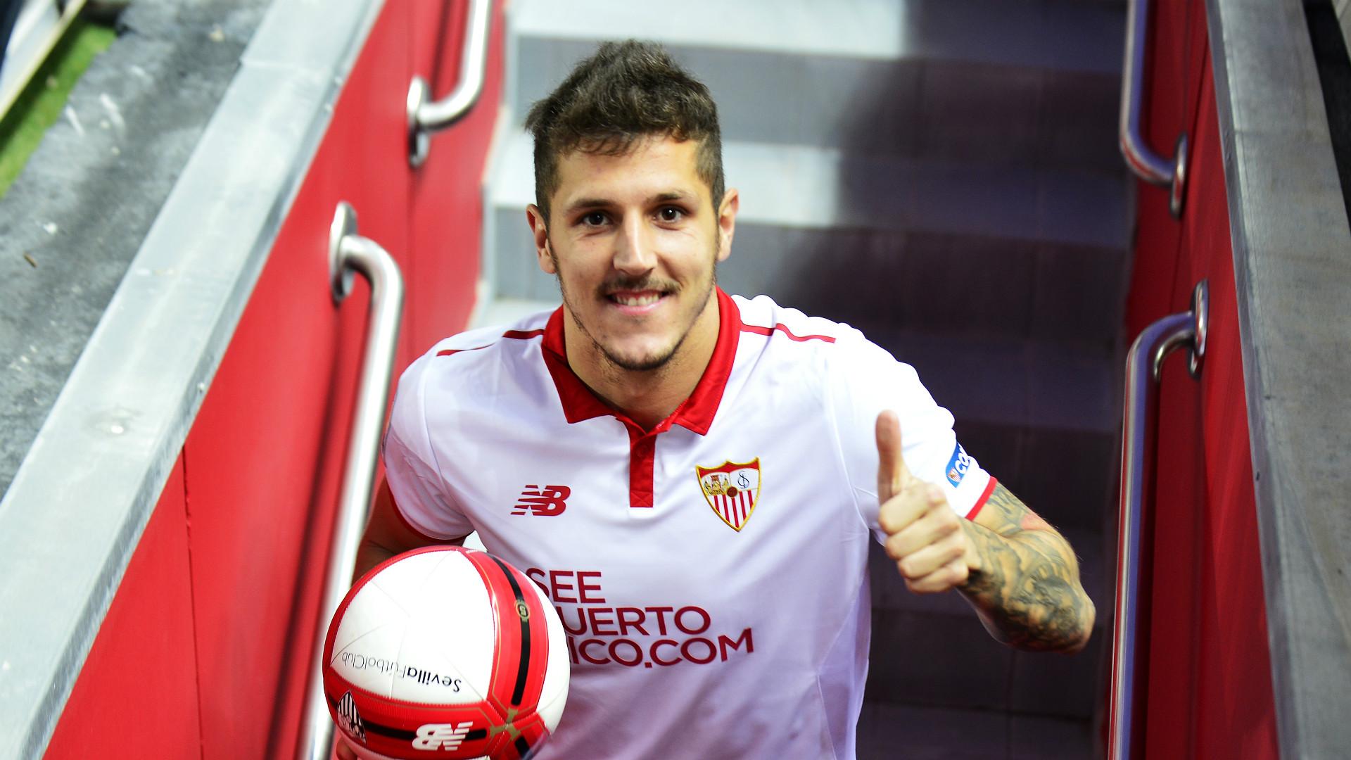 Inter, ufficiale il passaggio di Jovetic al Siviglia