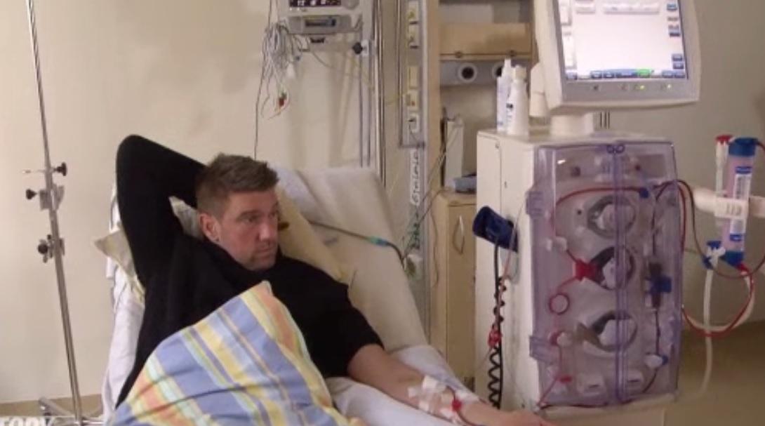 Ivan Klasnic dialysis