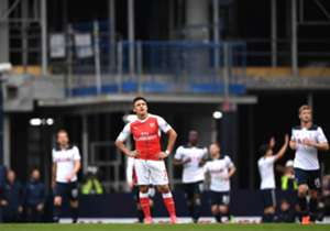 Arsenal haven't won any of their last six Premier League meetings with Spurs (D4 L2) – their longest ever winless run against their rivals in league competition.