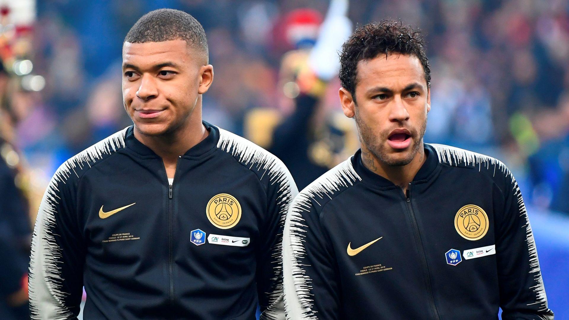 """PSG - Neymar : """"On s'entraide beaucoup avec Mbappé"""""""