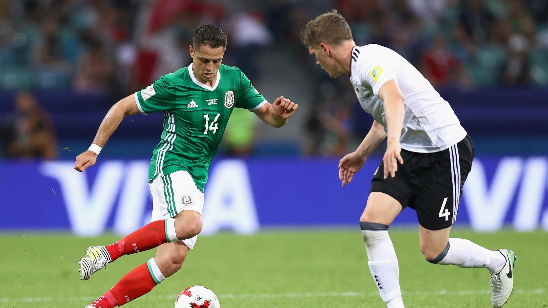 Listos para la final: Chile repetiría formación para enfrentar a Alemania