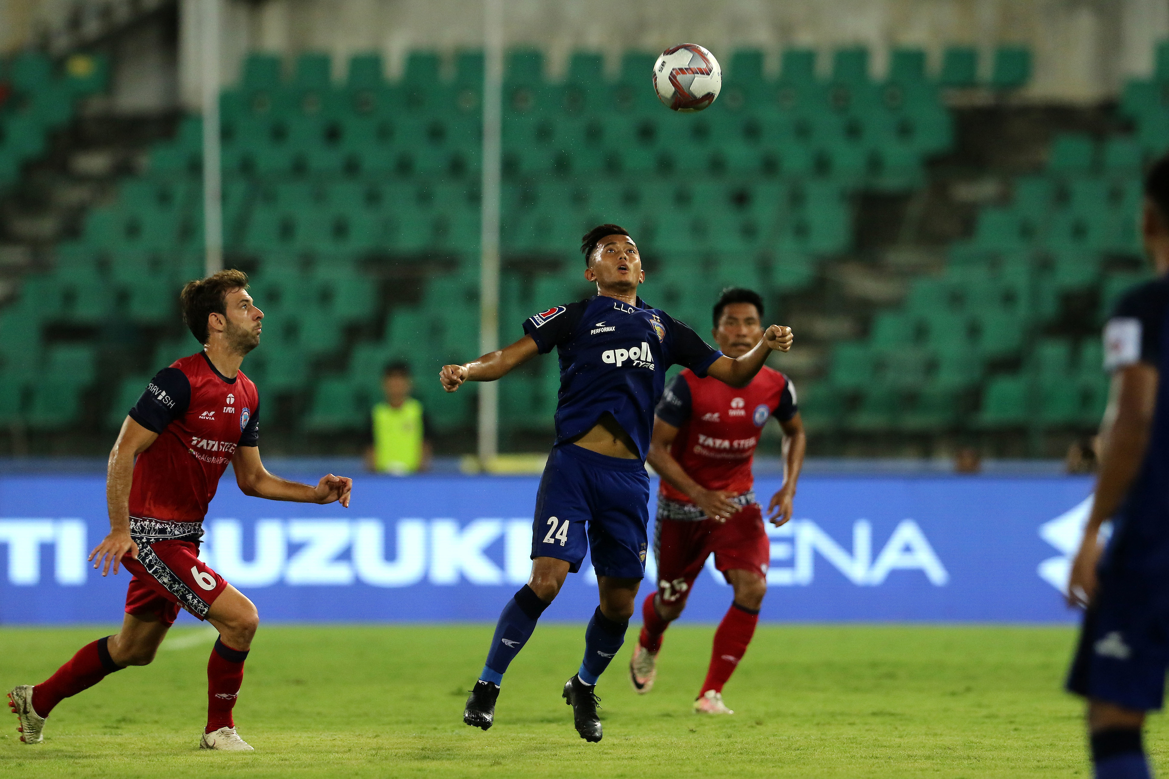 ISL: Isaac Vanmalsawma set to leave Chennaiyin FC to sign for Jamshedpur FC