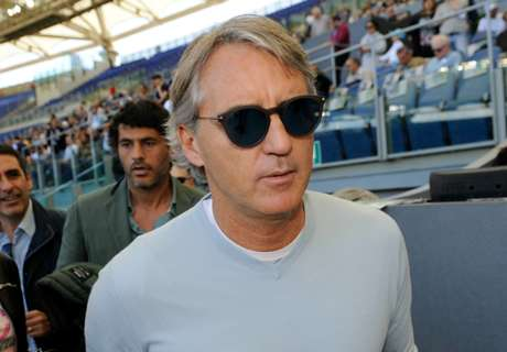 RESMI: Zenit Tunjuk Mancini