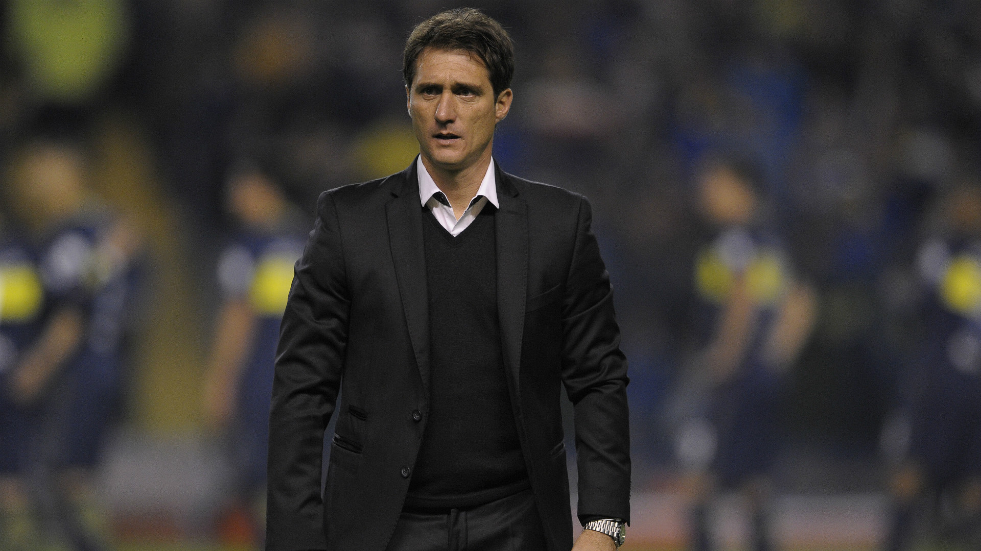 Guillermo Barros Schelotto Boca Juniors Independiente Primera Division Argentina 04062017