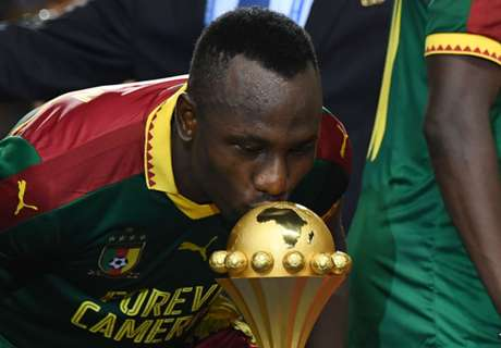 Bassogog named AFCON best player