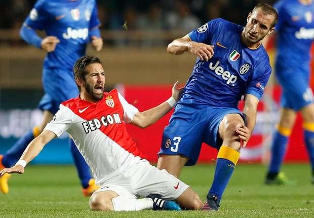 Monaco i Juventus 2015. godine