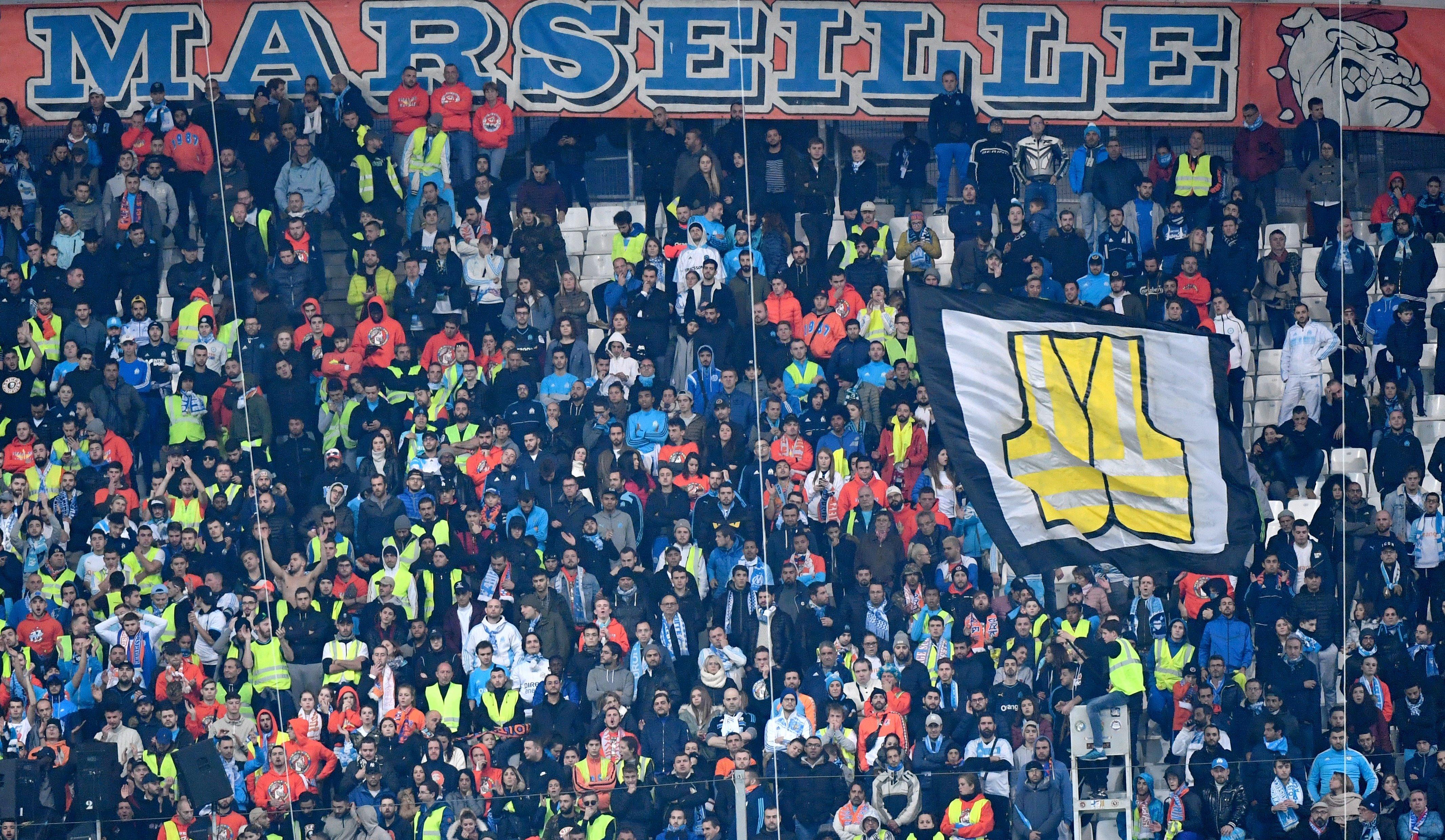 "Ligue 1 - OM : Les ""Yankee"" restent interdits de stade"