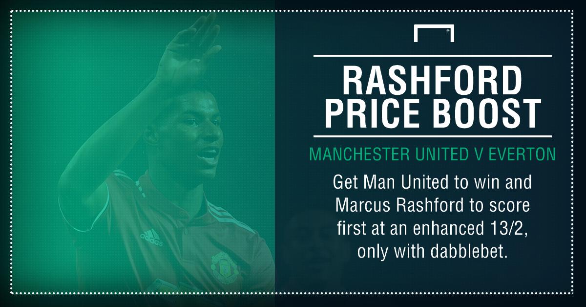 Man United Rashford graphic
