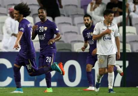 Abdulrahman shines in Al Ain win