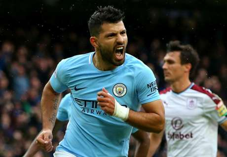Aguero & Sane send Man City further clear at the top