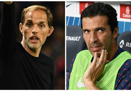 Gigi, you're dropped! Buffon & Tuchel set for showdown