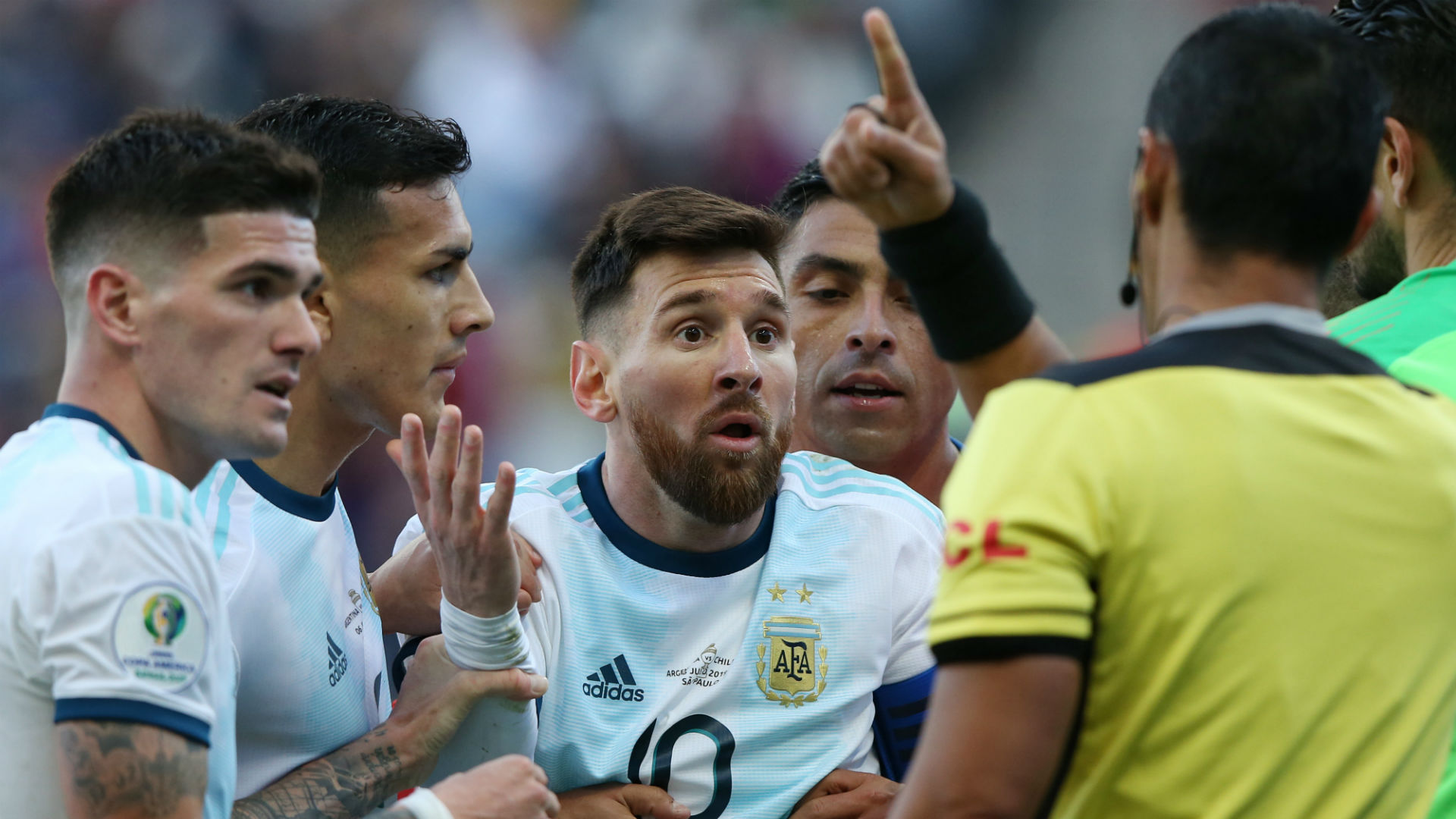 Messi returns for Argentina as Brazil grudge match beckons