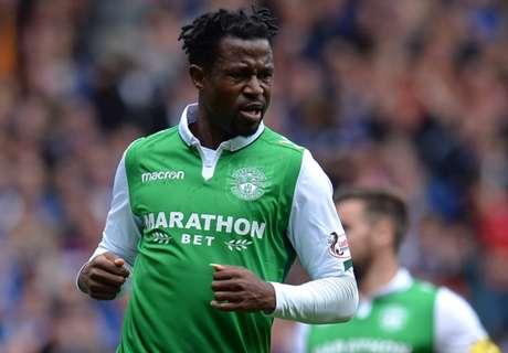 Hibernian's Efe Ambrose haunts Celtic
