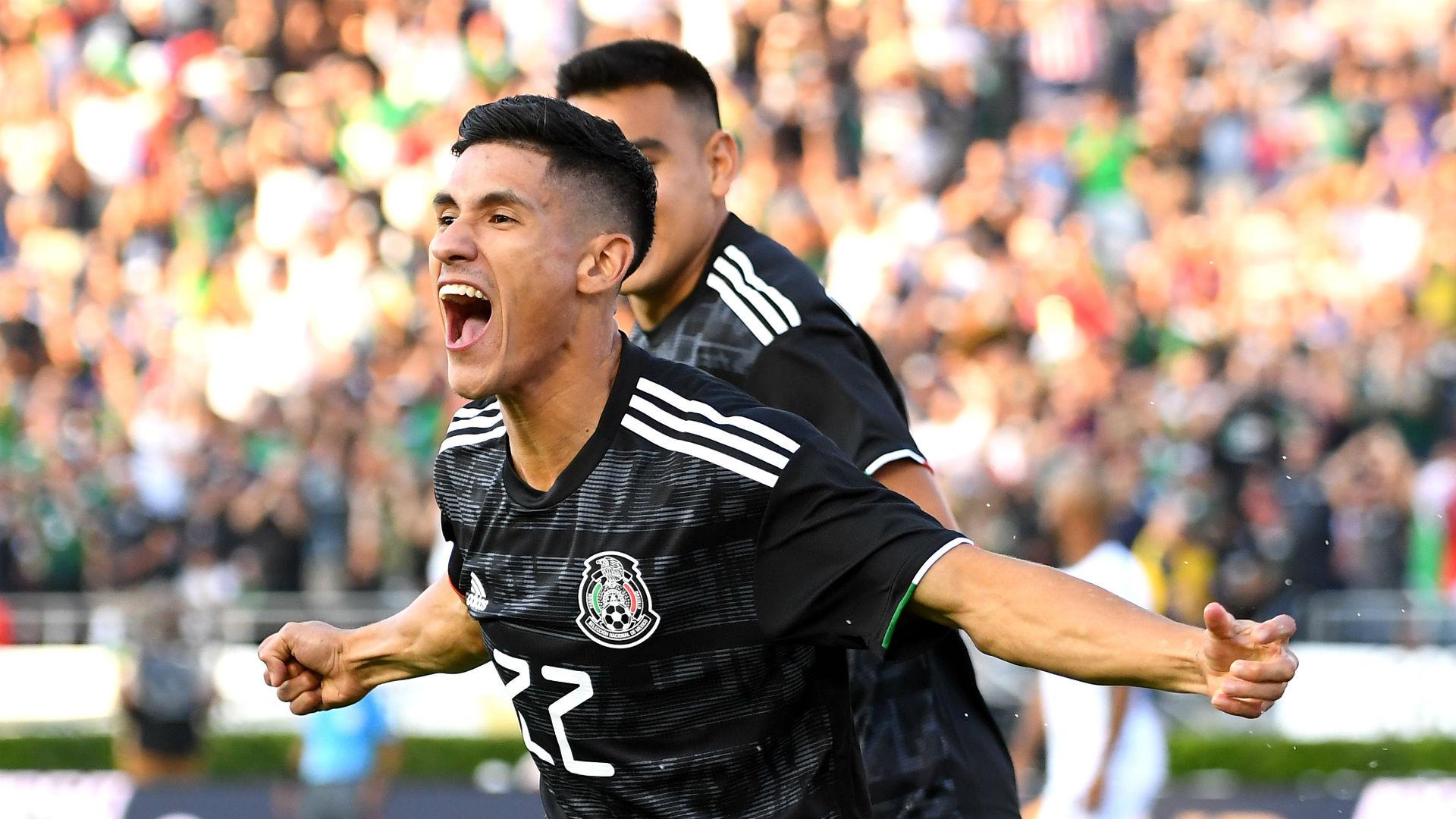 Meksika, Küba'ya gol olup yağdı: 7-0