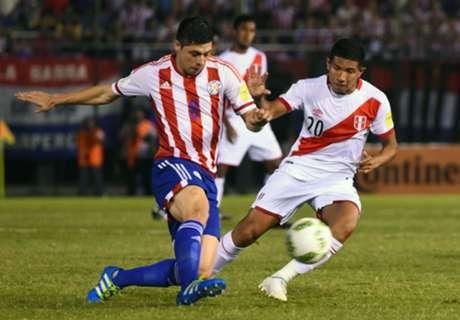 Confirman amistoso entre Perú y Paraguay
