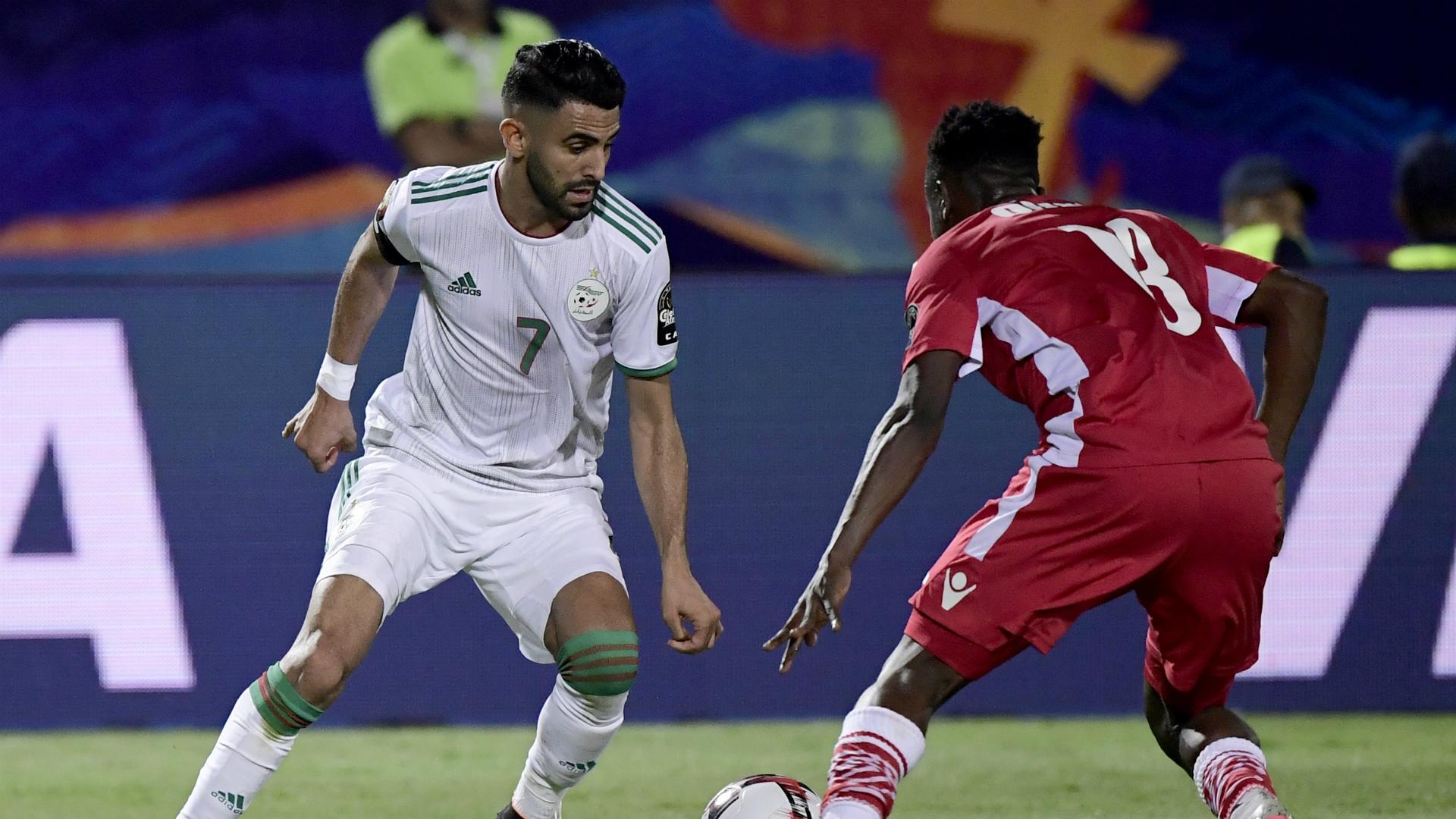 Afcon 2019: Algeria must focus less on Mahrez – Belmadi